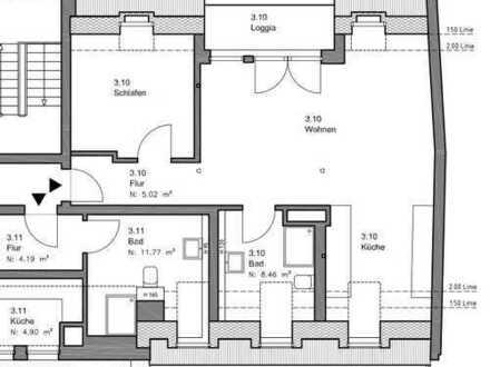 *Erstbezug ab 02/2020* 3.10 Altstadt Spandau, 3 Zimmer, hochwertiger Neubau, Fußbodenheizung
