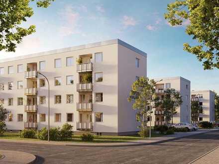 Jetzt investieren! Kompakte 3-Zi.-Wohnung in der Metropolregion München **Vermietet**