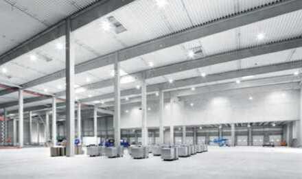 """""""BAUMÜLLER & CO."""" Halle 25.000 m² + Büro 1.500 m² - Teilflächenanmietung möglich - Nähe A3"""
