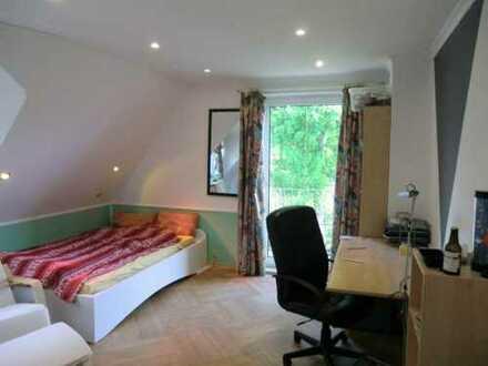 WG-Zimmer möbliert+Gemeinschaftsräume+Garten im Traumhaus in Erkner