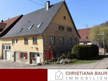 ZUM VERLIEBEN: Bauernhaus in Bad Imnau