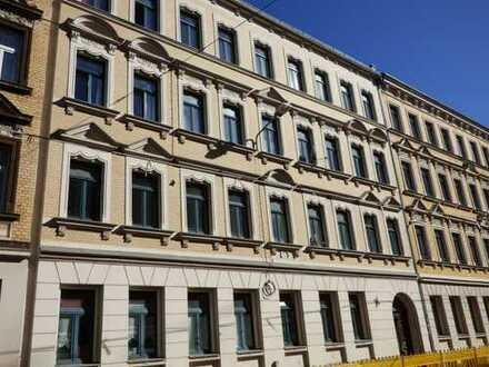 Kleine 2-Raum Wohnung in der trendigen Georg Schwarz Str. in Leutzsch * viel Grün, hohe Wohnqualität