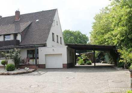 Sanierte Doppelhaushälfte zentral in Cloppenburg