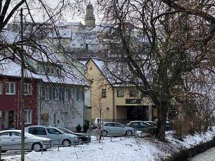 Baugrundstück in Hechingen - untere Altstadt - Mit Bauvorbescheid für MFH