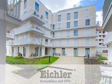 Therese | Maxvorstadt: Moderne 2-Zimmer-Wohnung mit Loftcharakter, Innenhoflage!
