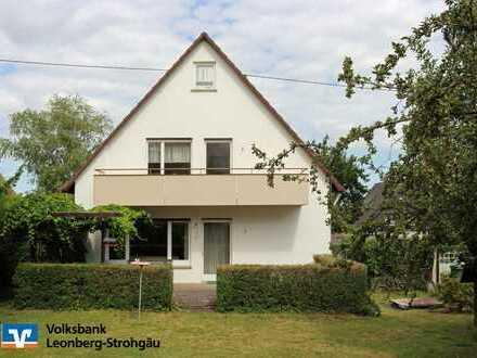 *** 2-Familienhaus in ruhiger und attraktiver Wohnlage! ***
