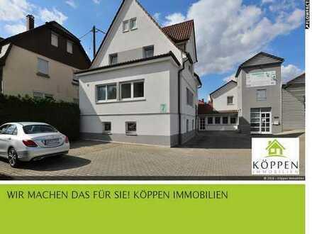 Wohnen und Arbeiten unter einem Dach - Haus zu vermieten