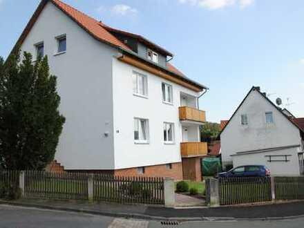 Gepflegte 5-Zimmer-Wohnung mit Balkon und EBK in Spangenberg-Elbersdorf