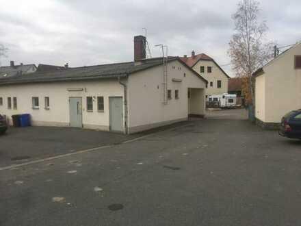 Gewerbehalle-Lagerhalle-Produktionshalle nahe Zwickau zu verkaufen
