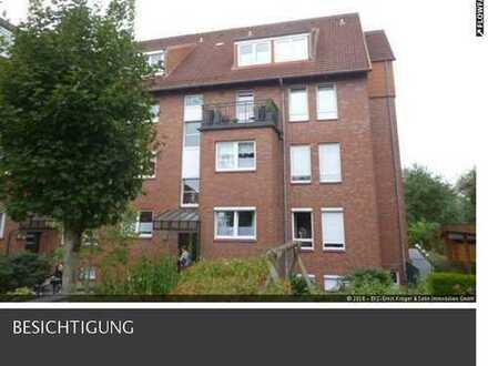 Gepflegte, großzügige 3-Zimmerwohnung in zentraler Lage von Neu Wulmstorf