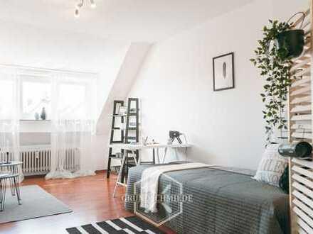 Provisionsfreie 1-Zimmer Wohnung in Zuffenhausen