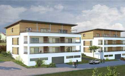 Großzügige ETW mit offener Küche & Balkon - unverbaubarer Blick ins Grüne