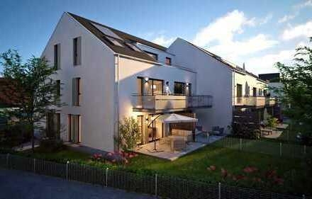 Erstbezug: exklusive 2-Zimmer-Wohnung mit EBK, TG und Balkon in Erlangen