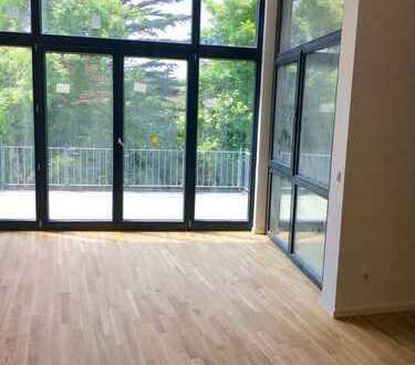 3 Zimmerwohnung mit außergewöhnlichem Wohnbereich