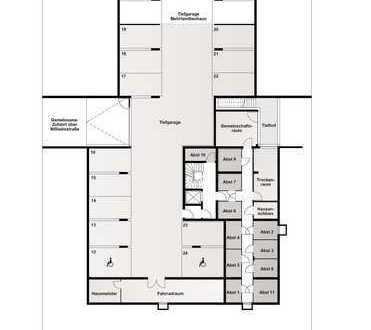 Anspruchsvolle 3- Zi-Wohnung im 2. Obergeschoss (Wohnung 9) - Besichtigung So. 20.01.2019 13-14 Uhr