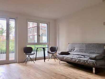 Bild_Fantastisches möbliertes Apartment - nur noch einziehen- ERSTBEZUG