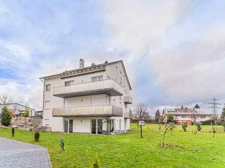 Gewerbe Miete:Repräsentative 2,5 Zi. lichtdurchflutete Terrassenwohnung (Büro) Erstbezug Rheinfelden