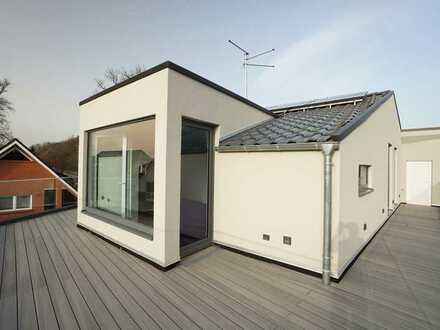 """VERMIETET! Hochmoderne Büroflächen mit Dachterrasse im """"SmartHome-House!"""""""