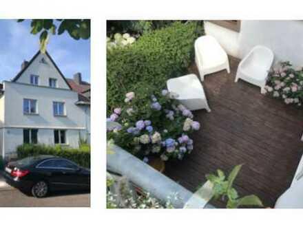 Sehr schoene EG-Wohnung mit Terrasse & Garten in AC-Beverau