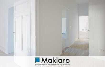 +++ Modernisierte Gründerzeit-Wohnung in der City +++ 3-Zimmer-Eigentumswohnung mit Terrasse in Kar