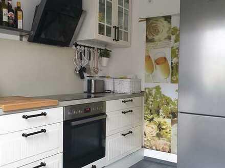 Gepflegte 3,5-Zimmer-Wohnung mit Balkon und Einbauküche in Bad Iburg