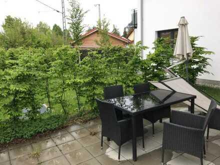 WG-Zimmer in Schäftlarn (S7) + schöner Garten