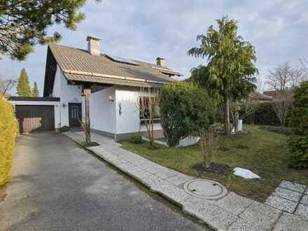 Einfamilienhaus in ruhiger Lage in Gernlinden