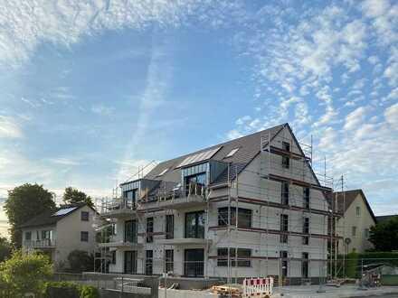 Erstbezug: stilvolle 3-Zimmer-OG-Wohnung mit Einbauküche und Balkon in Neusäß