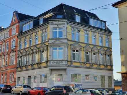 Im Zentrum von Witten eine große Wohnung mit Balkon und Fernblick