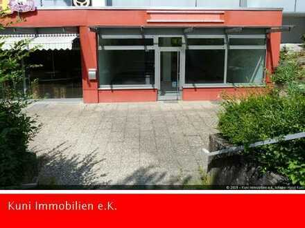 100 m² Büro/Ladenfläche in 2 hellen Räumen + Nebenräume in guter Lage in Bietigheim-Bissingen.