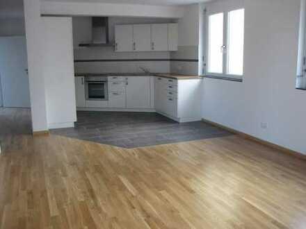 Sehr hochwertige 2-Zimmer Wohnung mit EBK und Balkon in Altweil