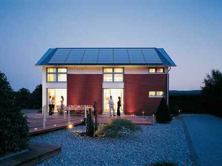 Einfamilienhaus mit Einliegerwohnung als Kfw 40plus-Effizienzhaus