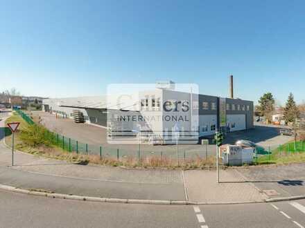 Logistikimmobilie | ca. 9.900 m² | ab 01.02.2021 | Glauchau