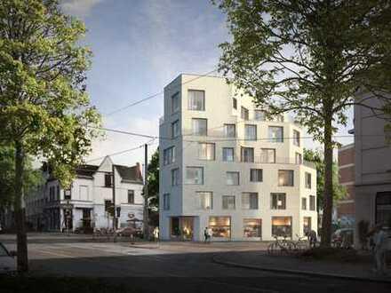 Zwischen Peterswerder und Viertel: hochwertige Neubauwohnung mit toller Anbindung