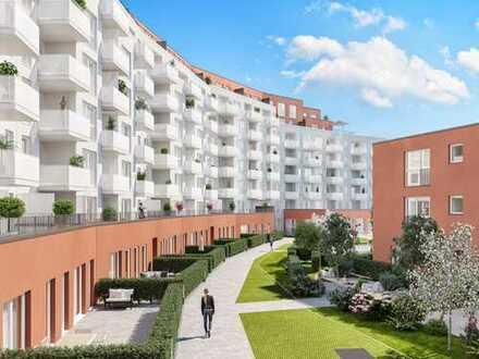 In Laim daheim! Helles 3-Zimmer-Penthouse mit großer Dachterrrasse zum Verweilen