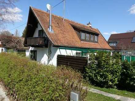 Wegen Todesfall; schönes kleines traumhaftes Häuschen 4 Zimmer, Schondorf am Ammersee