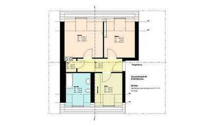 *Obergiesing*2 Zimmer *Wohnküche mit Fenster und neuer EBK*Bad mit Fenster*