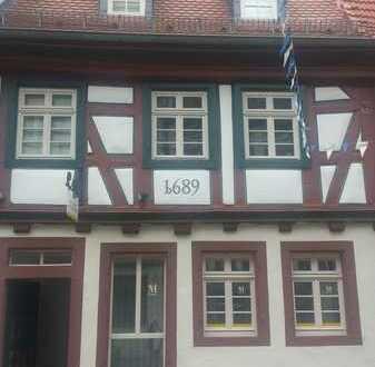 Charmantes Wohn.- und Geschäftshaus in Bestlage der Ladenburger Altstadt zu verkaufen