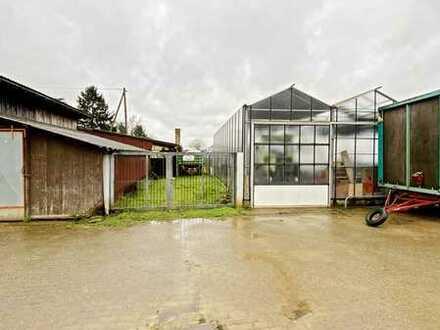 HEIDELBERG-HANDSCHUHSHEIM * Attraktive Ackerfläche bzw. Gärtnerei