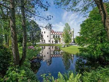 *** EXKLUSIV bei Engel & Völkers *** Schloss mit Burgblick - Burghausen an der Salzach