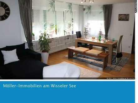 Gemütliche 3-Zimmer-Wohnung mit Balkon und eigenem Eingang in Bedburg-Hau - Schneppenbaum !
