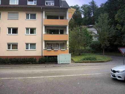 Kapitalanlage: Vermietete 4-Zimmer-Eigentumswohnung in Baden-Baden-Lichtental
