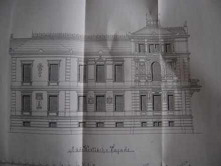 Schickedanz Villa im Neorenaissancebau zur Sanierung zu verkaufen, DENKMALIMMOBILIE