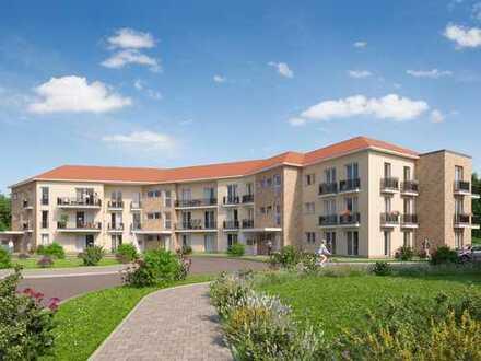Komfortable 2-Zi.-Wohnung mit Balkon! Optimale Infrastruktur und hoher Freizeitwert!