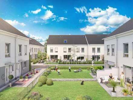 Großzügiges Neubau-Einfamilienhaus (RMH) zum Erstbezug