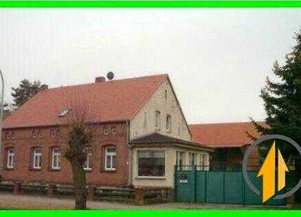 ⭐Großer Dreiseitenhof - Wohnhaus, Scheune, Garagen und Garten