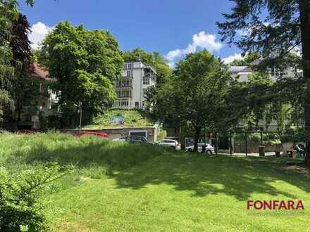 Den Park vor der Haustür! Neubau-Einfamilienhaus an den Dambachtal-Anlagen