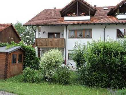 Familienfreundliche 4 ZKB-Erdgeschosswohnung in Ingolstadt Südost