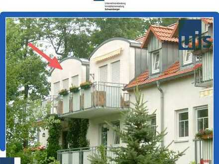 2-Zimmer-Eigentumswohnung in gepflegter Anlage