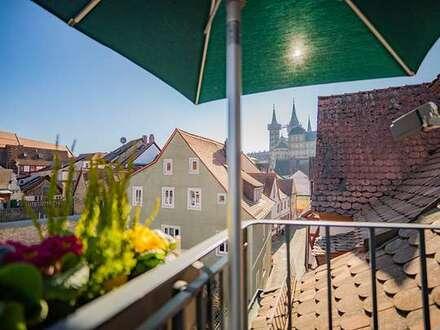 Altstadtjuwel am Regnitzufer